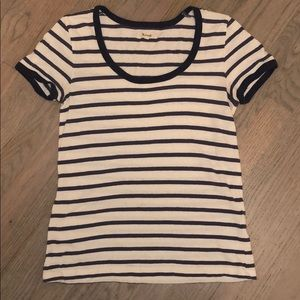 Madewell Scoop Neck Tee